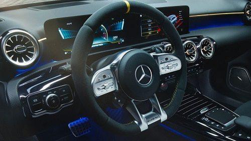 mercedes amg a45s wynajem krakow wypozyczalnia samochodow sportowych