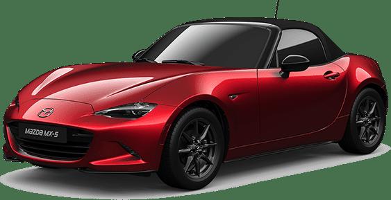 Mazda MX-5 wynajem krakow samochody sportowe wypozyczalnia samochodow bez kaucji